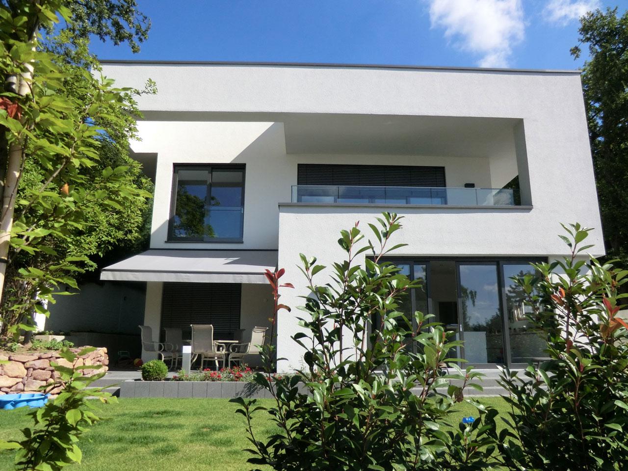 Architekt München Einfamilienhaus klein und architekten
